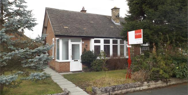 Offers Over £240,000, 3 Bedroom Detached Bungalow For Sale in Hazel Grove, SK7