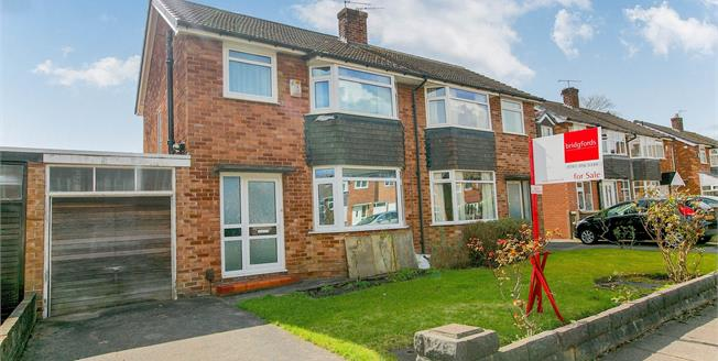 Asking Price £230,000, 3 Bedroom Semi Detached House For Sale in Stockport, SK2