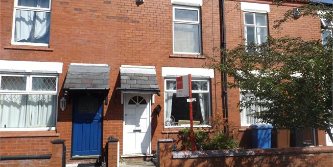 Asking Price £110,000, 2 Bedroom Terraced House For Sale in Stockport, SK2