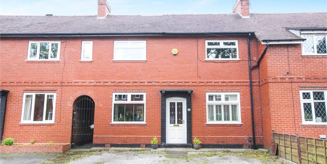 Asking Price £190,000, 3 Bedroom Terraced House For Sale in Stockport, SK2