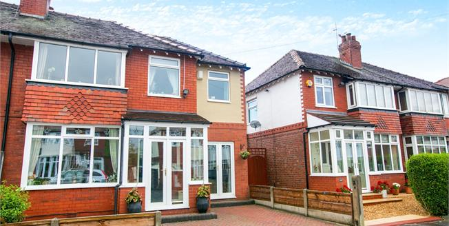 Asking Price £275,000, 4 Bedroom Semi Detached House For Sale in Stockport, SK2