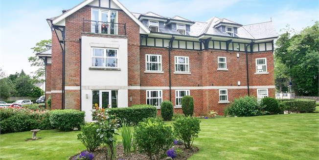 Guide Price £200,000, 2 Bedroom Flat For Sale in Hazel Grove, SK7