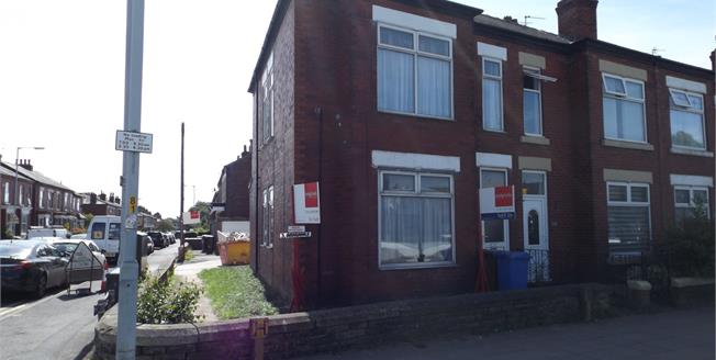 Asking Price £85,000, 3 Bedroom Flat For Sale in Stockport, SK2