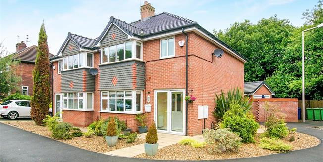Asking Price £275,000, 3 Bedroom Semi Detached House For Sale in Hazel Grove, SK7