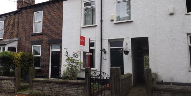 Asking Price £150,000, 2 Bedroom Terraced House For Sale in Hazel Grove, SK7