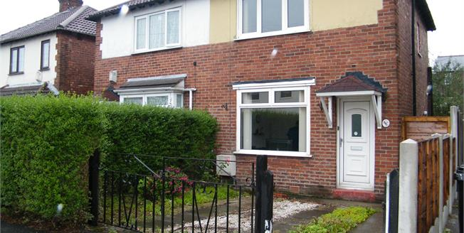Offers Over £125,000, 2 Bedroom House For Sale in Stockport, SK1