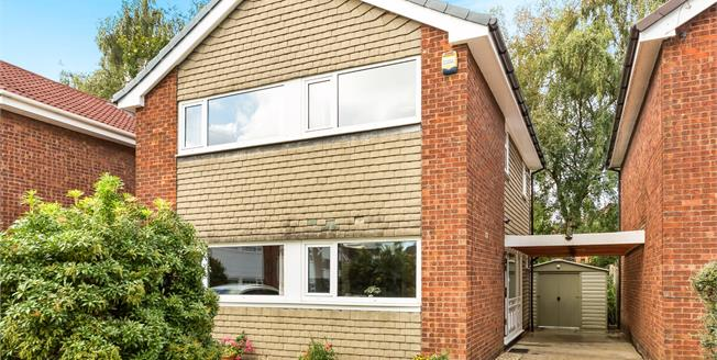 Asking Price £240,000, 3 Bedroom Detached House For Sale in Stockport, SK7
