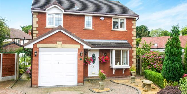 Asking Price £390,000, 4 Bedroom Detached House For Sale in Hazel Grove, SK7