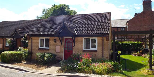 Offers in excess of £95,000, 2 Bedroom Semi Detached Bungalow For Sale in Peterborough, PE1