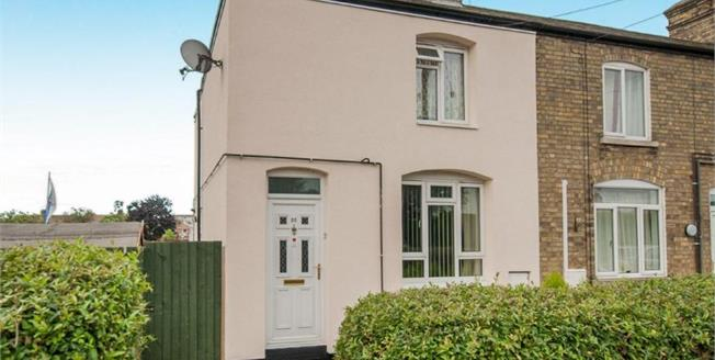 Offers in the region of £170,000, 3 Bedroom End of Terrace House For Sale in Crowland, PE6