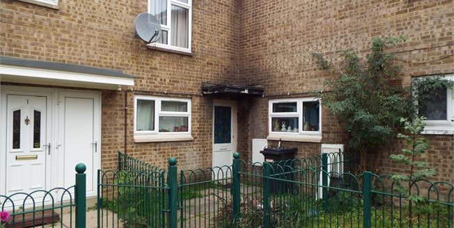 Offers in excess of £100,000, 2 Bedroom Terraced House For Sale in Peterborough, PE1