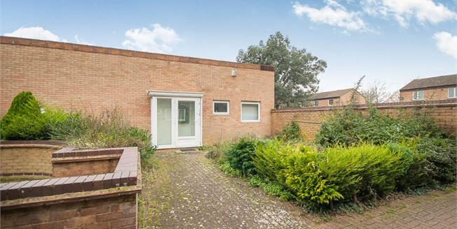 Asking Price £115,000, 2 Bedroom Semi Detached Bungalow For Sale in Orton Goldhay, PE2