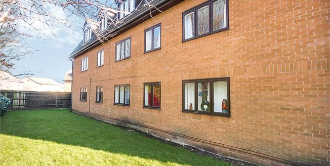 Offers Over £70,000, 1 Bedroom Flat For Sale in Peterborough, PE2