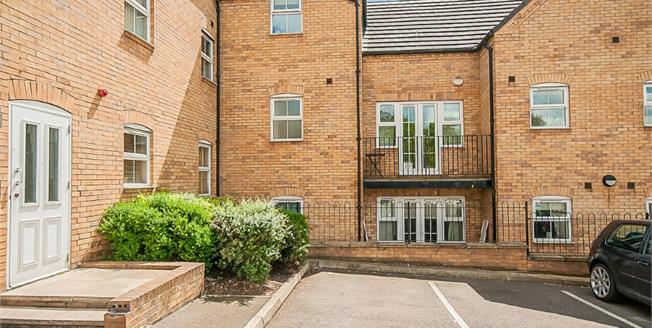 Asking Price £130,000, 2 Bedroom Flat For Sale in Stanground, PE2