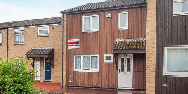 Asking Price £125,000, 3 Bedroom Terraced House For Sale in Orton Goldhay, PE2