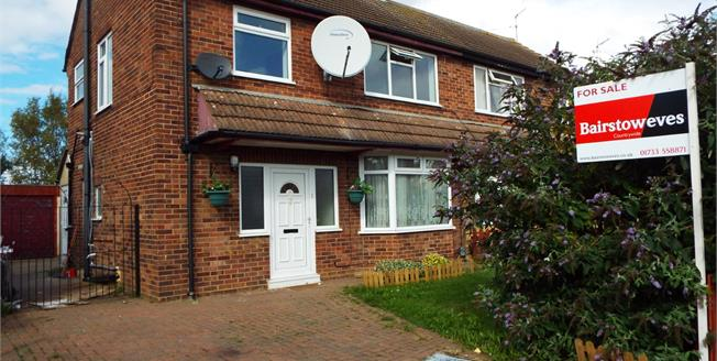 Asking Price £175,000, 3 Bedroom Semi Detached House For Sale in Peterborough, PE1