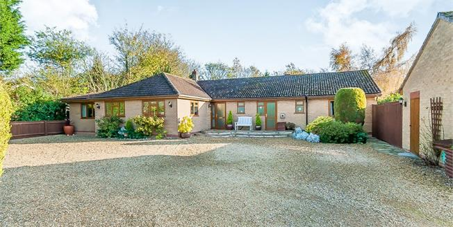 Asking Price £600,000, 4 Bedroom Detached Bungalow For Sale in Crowland, PE6
