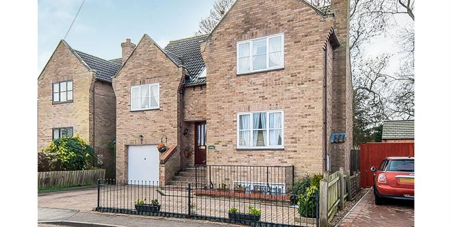 Offers in excess of £300,000, 4 Bedroom Detached House For Sale in Crowland, PE6