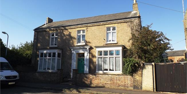 Offers in excess of £250,000, 4 Bedroom Semi Detached House For Sale in Crowland, PE6