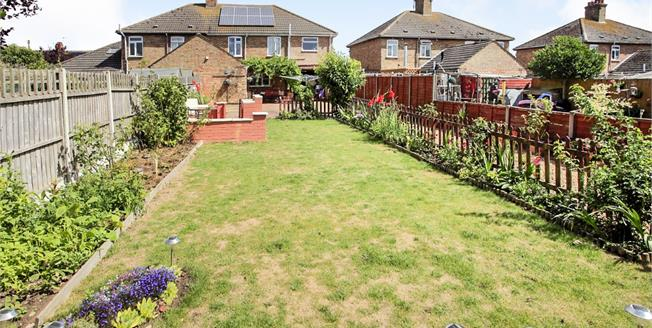 Offers in excess of £220,000, 4 Bedroom Semi Detached House For Sale in Whittlesey, PE7