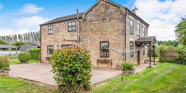 Asking Price £475,000, 3 Bedroom Detached House For Sale in Elm, PE14
