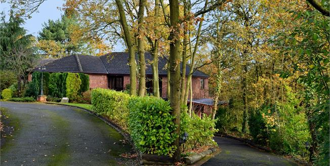 Offers in the region of £540,000, 4 Bedroom Detached House For Sale in Ravenshead, NG15