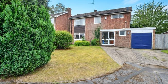Asking Price £260,000, 4 Bedroom Detached House For Sale in Ravenshead, NG15