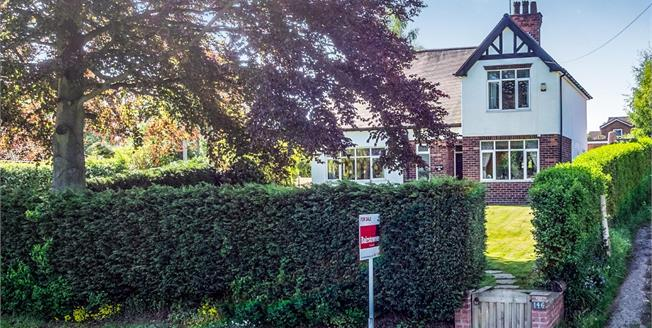 Offers Over £380,000, 4 Bedroom Detached House For Sale in Ravenshead, NG15