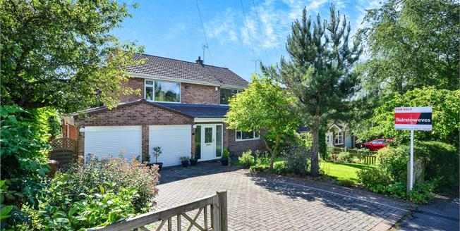 Asking Price £340,000, 4 Bedroom Detached House For Sale in Ravenshead, NG15