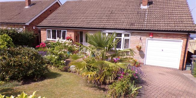 Offers in the region of £270,000, 4 Bedroom Detached Bungalow For Sale in Ravenshead, NG15