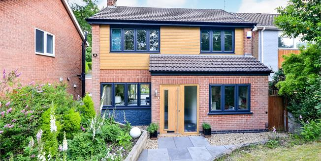 Offers in the region of £280,000, 3 Bedroom Detached House For Sale in Ravenshead, NG15