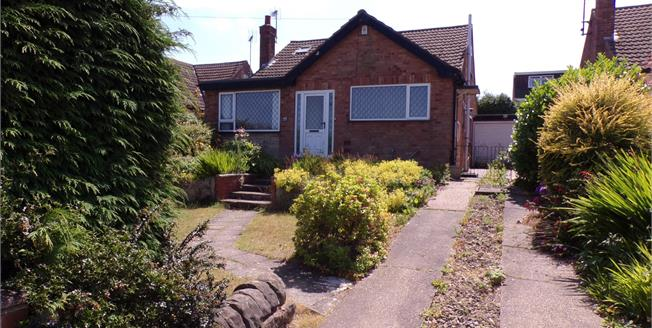 Asking Price £235,000, 4 Bedroom Detached Bungalow For Sale in Ravenshead, NG15