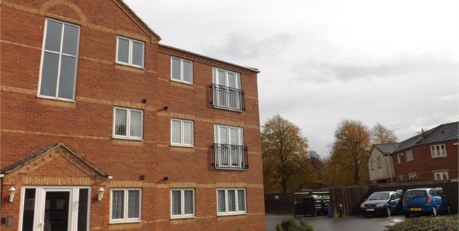 £38,000, 2 Bedroom Upper Floor Flat For Sale in Sutton-in-Ashfield, NG17