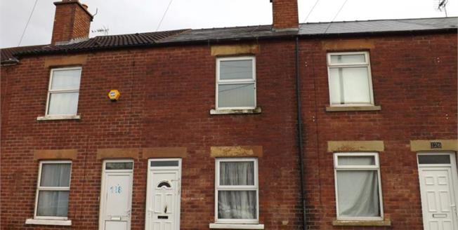 Guide Price £25,000, 3 Bedroom Terraced House For Sale in Stanton Hill, NG17