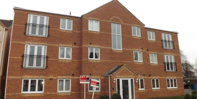 Asking Price £38,000, 2 Bedroom Flat For Sale in Sutton-in-Ashfield, NG17