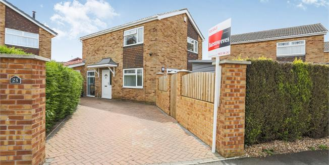 Offers Over £190,000, 4 Bedroom Detached House For Sale in Sutton-in-Ashfield, NG17