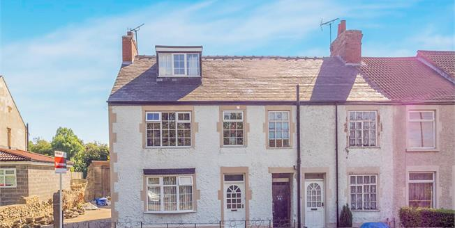 Asking Price £150,000, 3 Bedroom End of Terrace House For Sale in Huthwaite, NG17