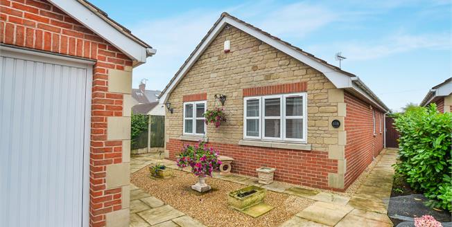 Offers Over £160,000, 2 Bedroom Detached Bungalow For Sale in Sutton-in-Ashfield, NG17