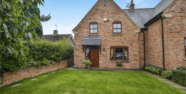 Offers Over £270,000, 4 Bedroom Semi Detached House For Sale in Blackwell, DE55