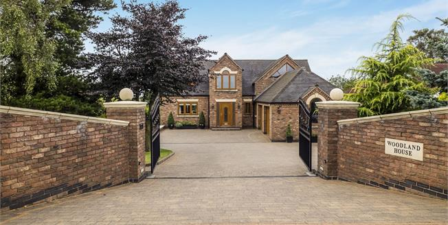 Asking Price £700,000, 6 Bedroom Detached House For Sale in Sutton-in-Ashfield, NG17