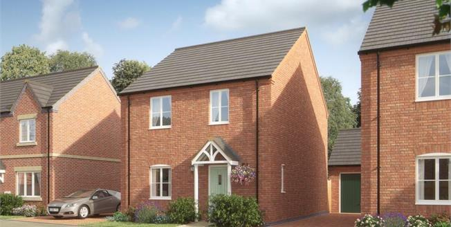 £219,995, 4 Bedroom Detached House For Sale in Sutton In Ashfield, NG17