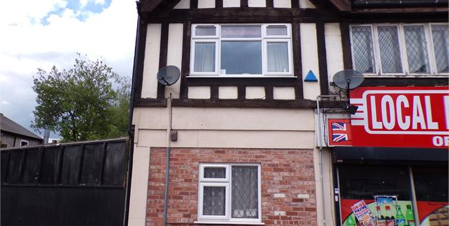 Offers in the region of £120,000, 3 Bedroom Flat For Sale in Sutton-in-Ashfield, NG17