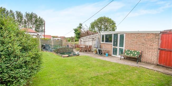 Asking Price £220,000, 4 Bedroom Detached Bungalow For Sale in Chapel St. Leonards, PE24