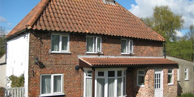 £350,000, 4 Bedroom Detached House For Sale in West Keal, PE23