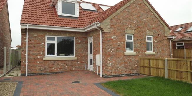 £137,500, 2 Bedroom Semi Detached House For Sale in Chapel St Leonards, PE24