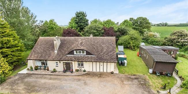 Offers in the region of £370,000, 4 Bedroom Detached House For Sale in Chapel St. Leonards, PE24