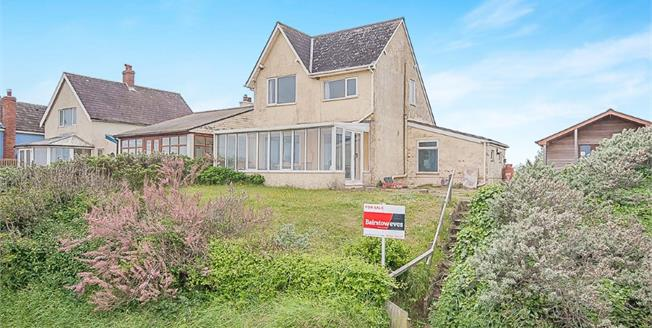 Asking Price £275,000, 3 Bedroom Detached House For Sale in Anderby Creek, PE24