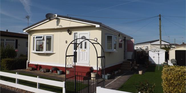 Offers Over £68,000, 2 Bedroom Detached Bungalow For Sale in Ingoldmells, PE25