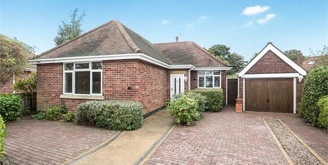 Asking Price £240,000, 3 Bedroom Detached Bungalow For Sale in Skegness, PE25