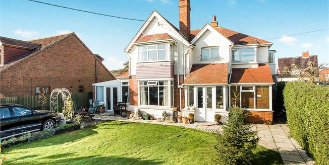 Asking Price £220,000, 6 Bedroom Detached House For Sale in Sutton-on-Sea, LN12